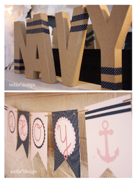 picture of ships ahoy baby shower