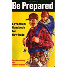 image of a new dad book for a baby shower gift be prepared book