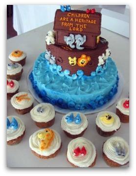Amazing Noahu0027s Ark Cake