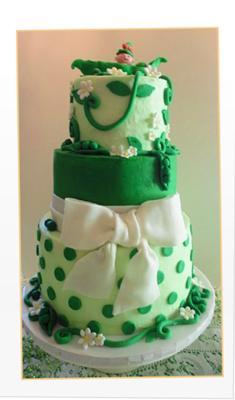 pea in a pod cake