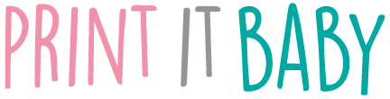 PrintItBaby.com Banner
