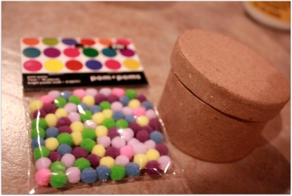 image showing how to make favor boxes