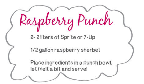 the best baby shower punch recipes