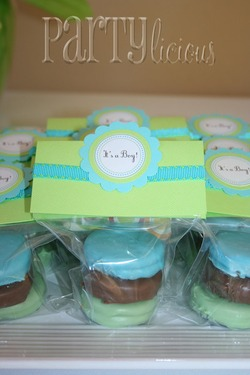 picture of safari baby shower food ideas