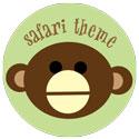 safari baby shower picture