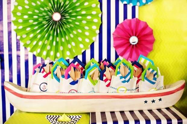 Image of Saliboat Baby Shower Ideas with cute pictures and ideas! Sailing Into Motherhood