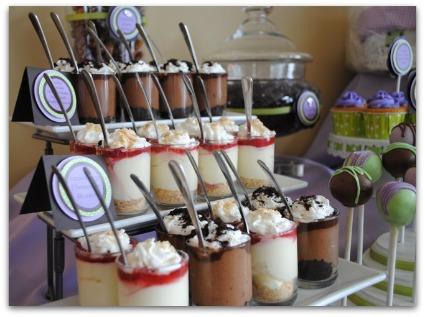 sip n see baby shower desserts