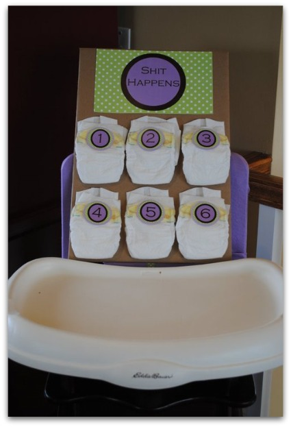 image of sip n see baby shower game ideas