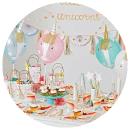 Unicorn Party Ideas Banner