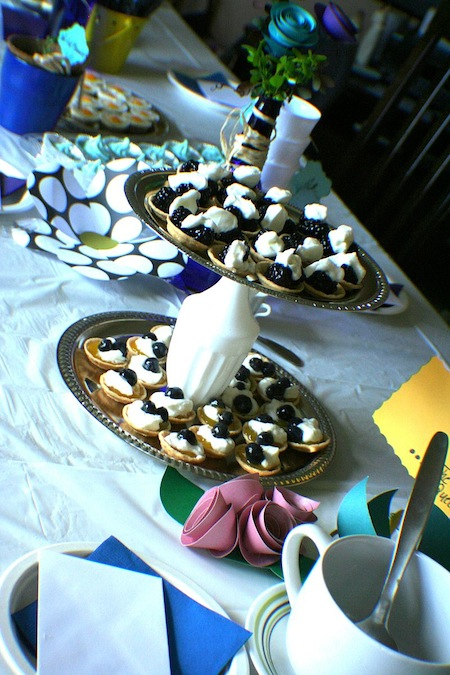 picture of baby shower appetizers