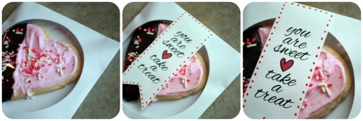 picture of baby shower cookie favor ideas