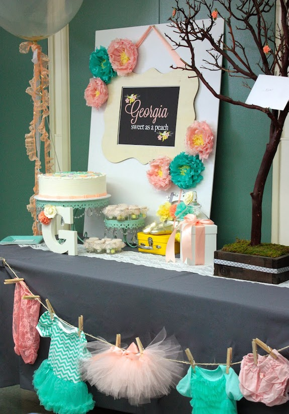 share your baby shower or party photos