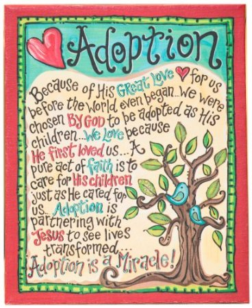 Adoption shower gifts image