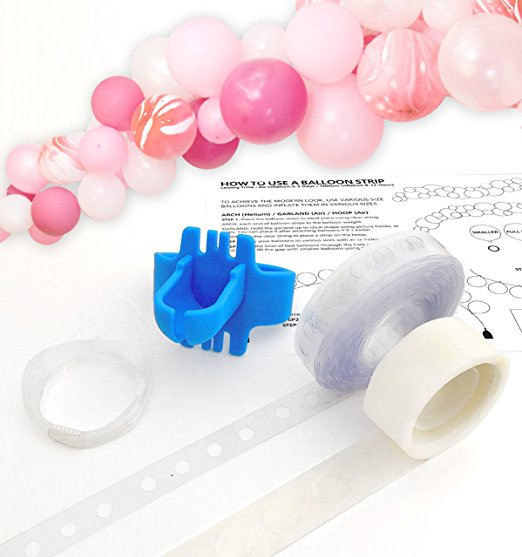 DIY Balloon arch garland kit