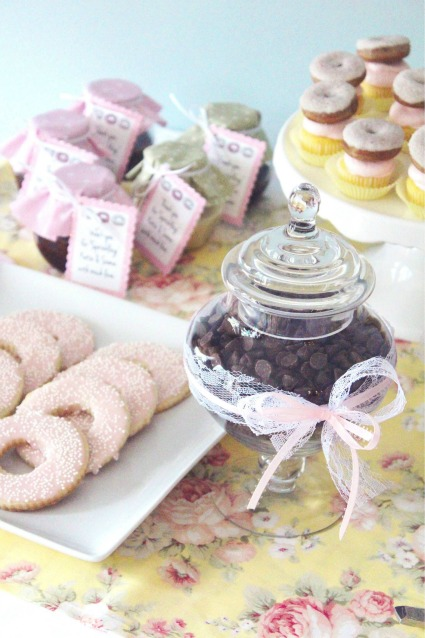 sweet baby shower ideas