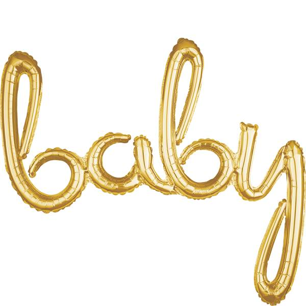 Modern Baby Shower Decorations