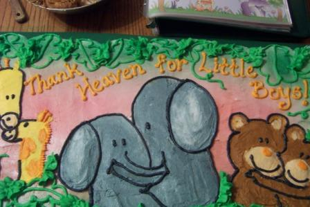 jungle cakes picture