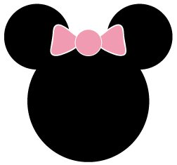 minnie mouse clipart picture