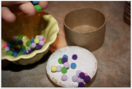 easy tutorial for making favor boxes