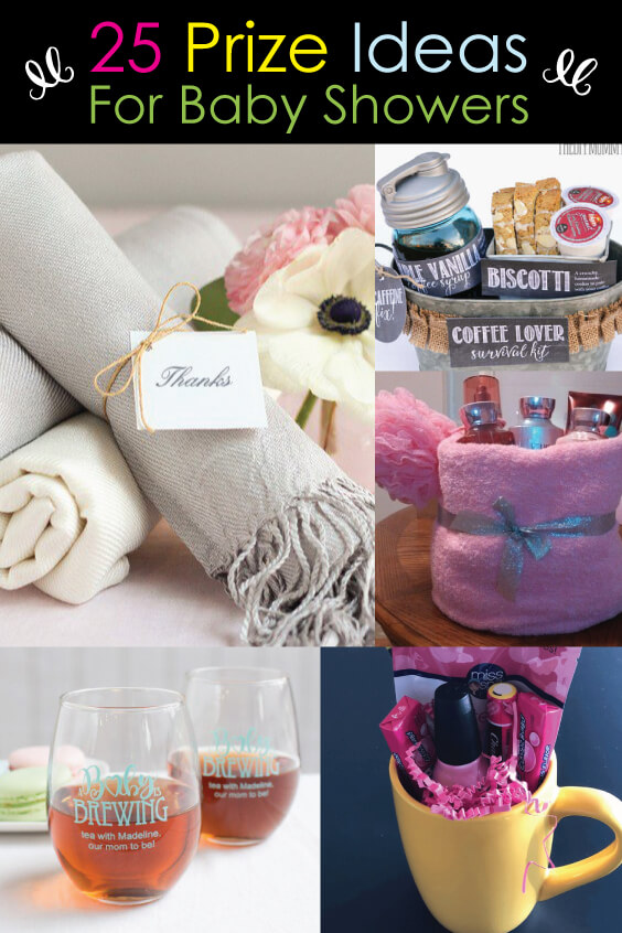 25 Popular Baby Shower Prizes That Wont Get Tossed In The Garbage
