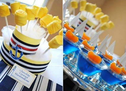 picture of a ships ahoy baby shower