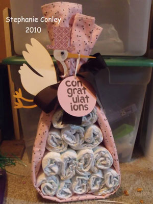 Stork Baby Shower Theme