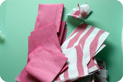 picture of DIY baby shower craft ideas